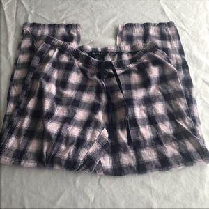 Nautica soft and comfy flannel pj pants L